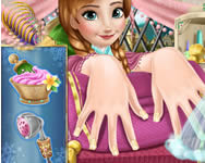 Anna nails spa gratis spiele