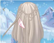 Frozen Elsa feather chain craids gratis spiele