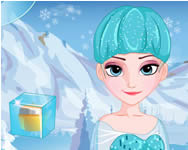 Frozen Elsa jeather chain braids Die Eisk�nigin online spiele