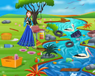 Princess Anna river cleaning Die Eisk�nigin online spiele