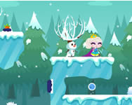 Snow queen save princess spiele online